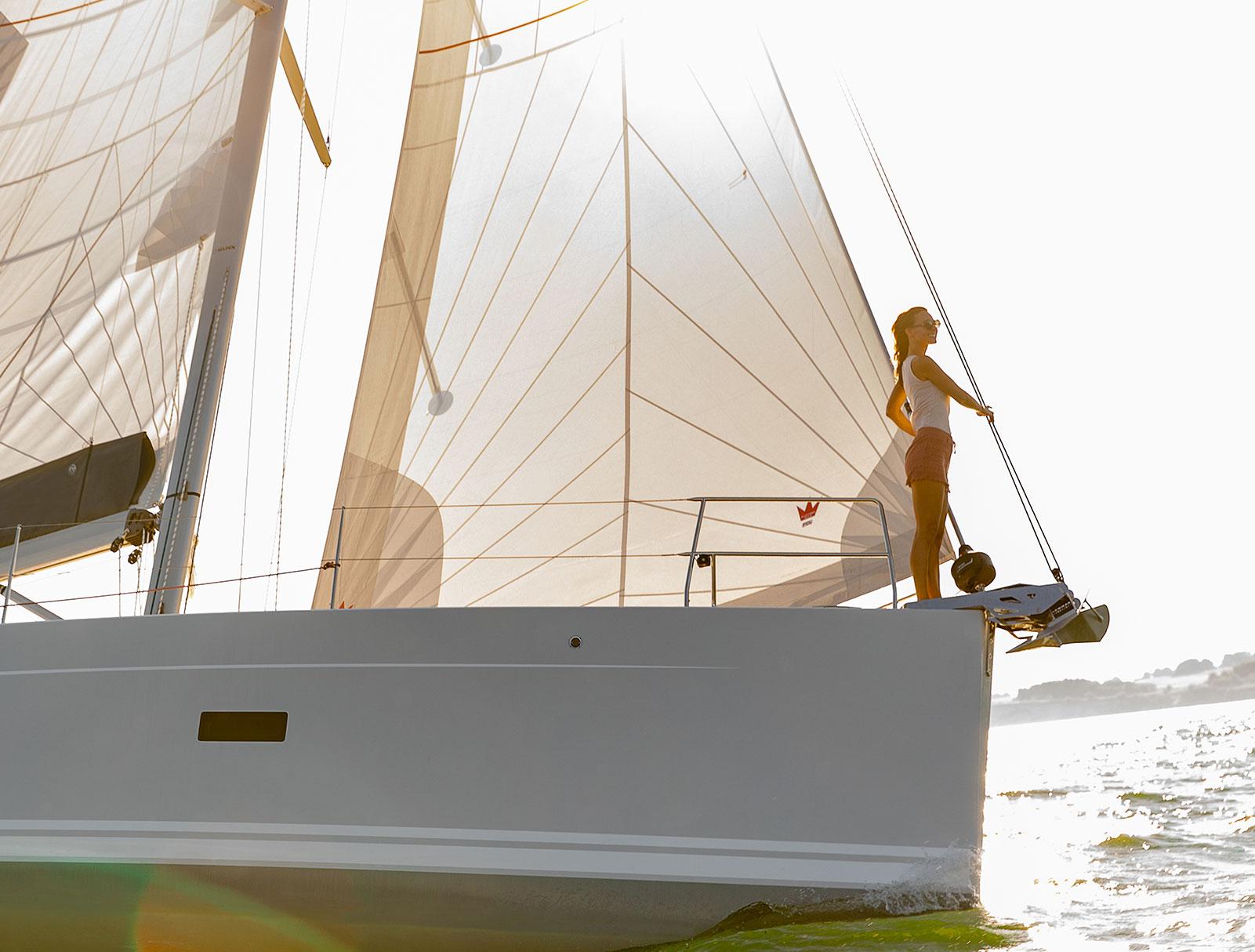 Hanse Yachts Pre-ordered Yachts