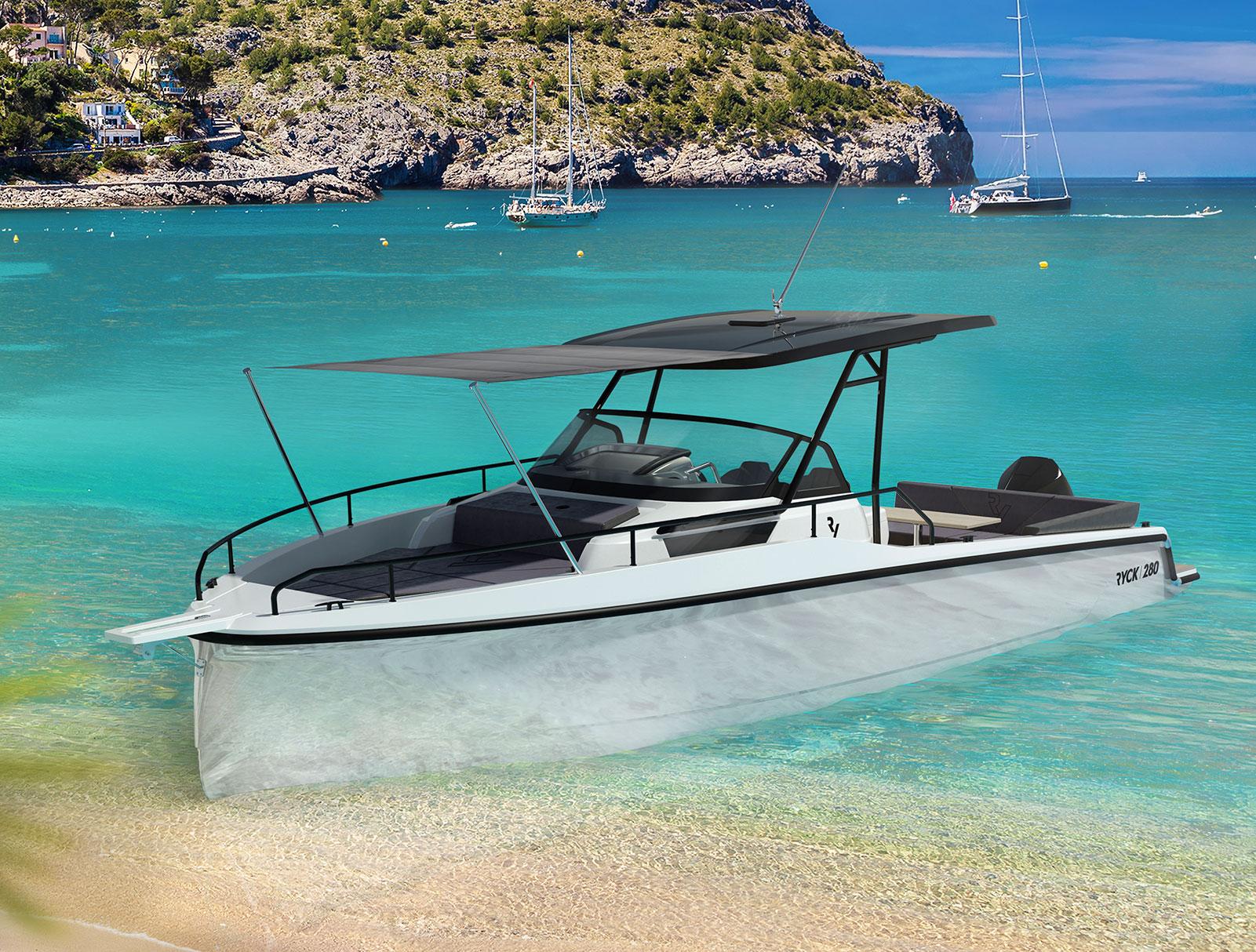 Ryck Yachts Vorbestellte Boote