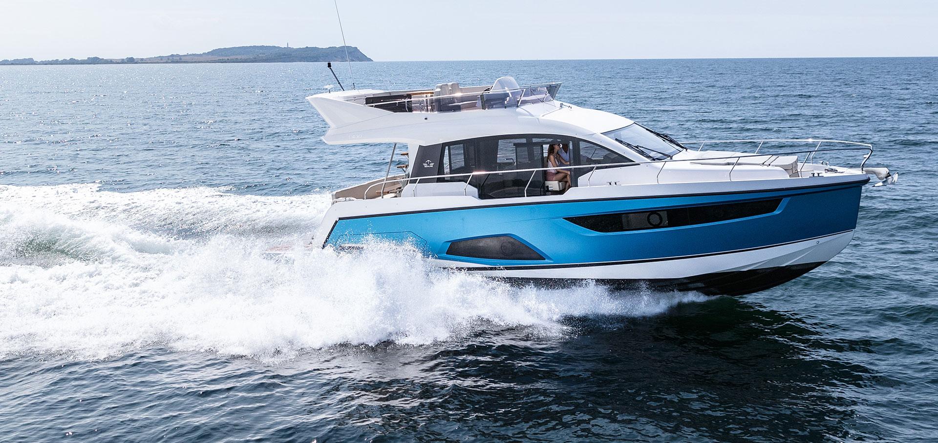 Sealine Motor Yachts