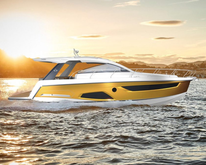 Sealine Motor Yachts Pre-ordered Yachts