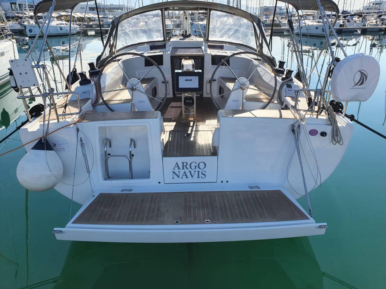 Hanse 415 Argo Navis