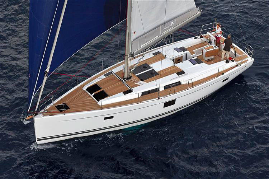 Hanse 455    Maxine II
