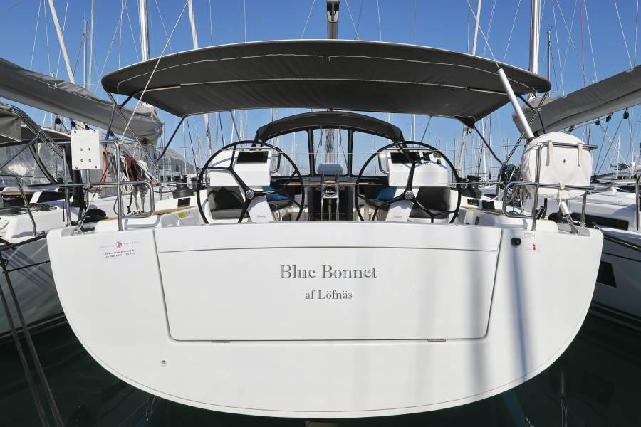 Hanse 505  | Blue Bonnet af Lovnas - Owner's