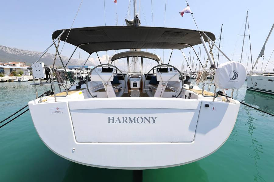 Hanse 505  | Harmony – Owner's