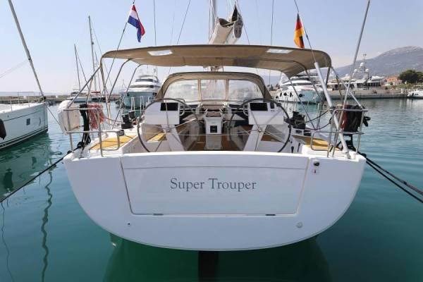 Hanse 505 | Super trouper