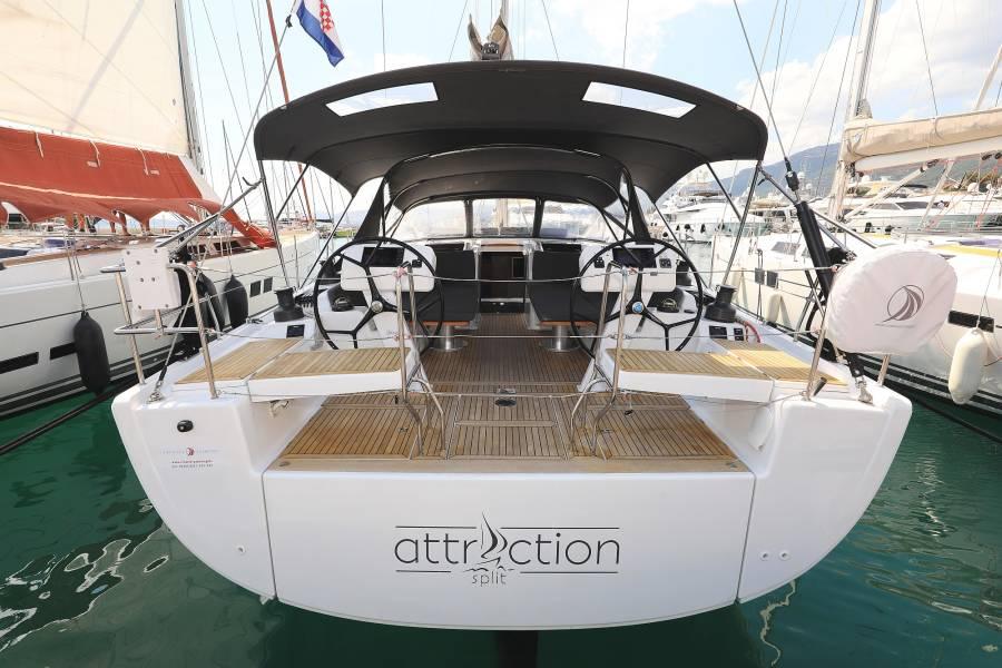 Hanse 508  | Attraction