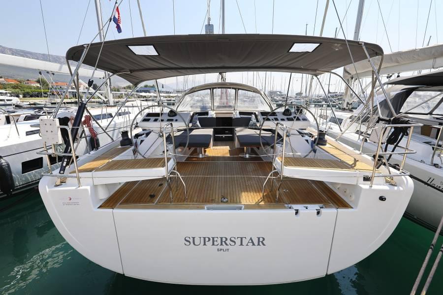 Hanse 588    Superstar