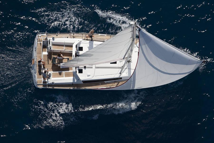 Oceanis 45  | Lena